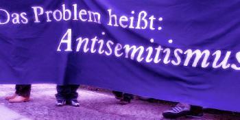 Wer kein jüdisches Leben in Deutschland will, den wollen wir nicht!