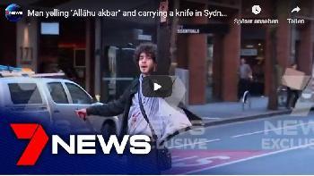 Islamistischer Amoklauf in Sydney: Eine tote Frau und Verletzte
