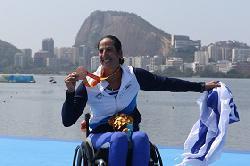 Erste Medaille für Israel bei den Paralympics