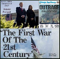9/11  - Die Kriegserklärung gegen die freie Welt