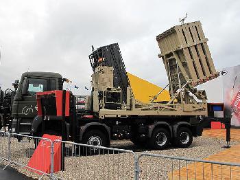 Iron Dome auch heute im Einsatz gegen Raketen aus Gaza [Video]