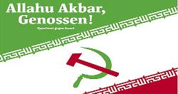 Linke & Grüne mal wieder auf dem Weg nach Teheran