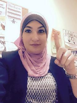 Linda Sarsour, der neueste Star der Linken