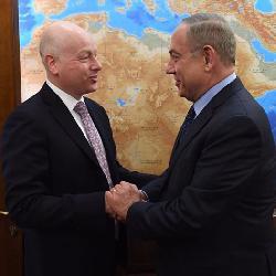 Netanjahu glaubt an Frieden in Nahost durch Trump