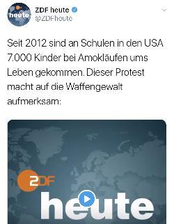 Fake News bei ZDF Heute
