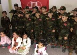 Herforder Ditib-Moschee wirbt mit einem Kindertheaterstück für Nationalismus, Krieg und Tod