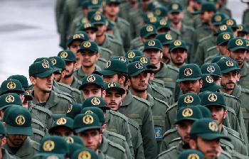 Listung der Iranischen Revolutionsgarde als Terrororganisation
