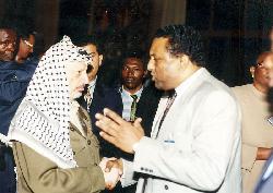 In einem ruinierten Land - Wie Yassir Arafat Palästina zerstörte (1/5)