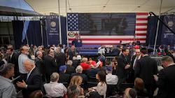 Video der Eröffnung der US-Botschaft in Jerusalem