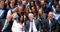 Olympische Spiele: Nie kämpften mehr Israelis um Medaillen