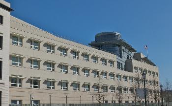Weißes Pulver an israelische und US-Botschaften in Berlin geschi8ckt