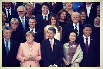 Erst Deutschland ruinieren, dann zur Selbstfindung nach Lateinamerika?