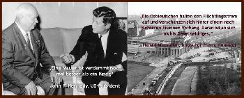 13. August 1961 - Eine geschichtliche Einordnung zum Jahrestag des Baus der Berliner Mauer
