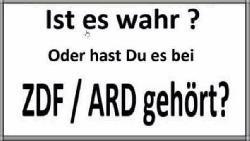 Kleine Anfrage an den Intendanten des ZDF