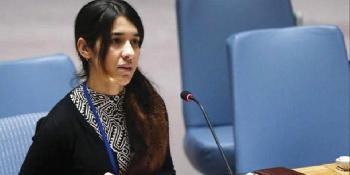 Friedensnobelpreisträgerin: Israel repräsentiert Hoffnung für Jesiden