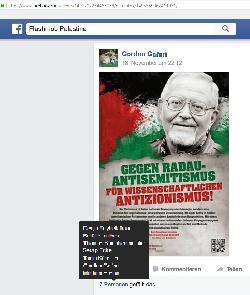 """""""Intifada 3"""" in Berlin - Beifall und Gegenproteste"""