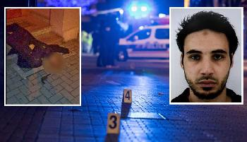 Straßburg: IS-Terrorist erschossen