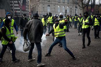 Frankreich: Eine Revolte gegen die Eliten Europas?