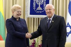 25 Jahre diplomatische Beziehungen zwischen Israel und Litauen