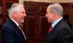Netanyahu lädt US-Außenminister nach Israel ein
