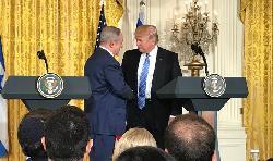 Netanyahu trifft Trump [Video]