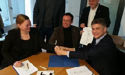 Kooperationsabkommen zwischen Umweltorganisation aus Israel und Deutschland