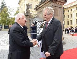 Tschechischer Präsident will Botschaftsumzug nach Jerusalem beschleunigen