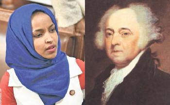 Die traditionelle Freundschaft der USA zu Israel ist der amerikanischen Multikulti-Ikone Ilhan Omar ein Dorn im Auge