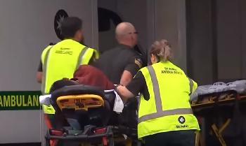 Neuseeland: Mindestens 40 Tote nach Schüssen in Moscheen