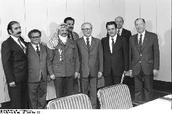 Yassir Arafats abgesagter Besuch im Holocaust Memorial Museum