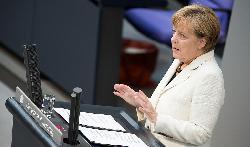 Merkel: Unterschiede zwischen Ost und West ausgleichen