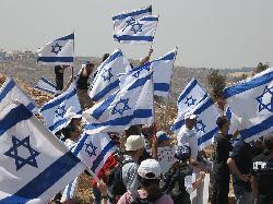 """""""Wir sind gekommen, Euch einen fröhlichen Nakba-Tag zu wünschen"""""""