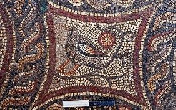 Weiteres Lod-Mosaik entdeckt