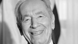 Israelis gedenken Schimon Peres
