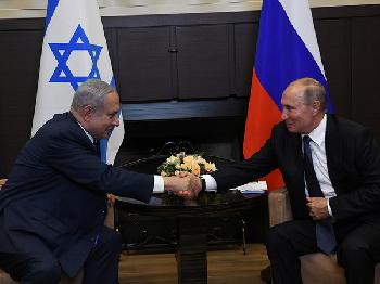 Netanyahu trifft Putin in Sotschi