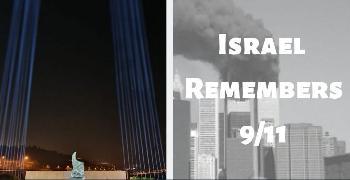 Israel gedenkt der Opfer von 9/11