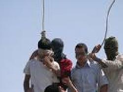 Massenverhaftungen von schwulen Männern und Jugendlichen