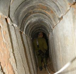 IDF zerstört weiteren Terrortunnel der Hamas
