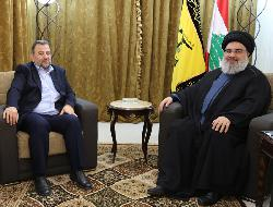 Die Iran-Hamas-Hisbollah Connection
