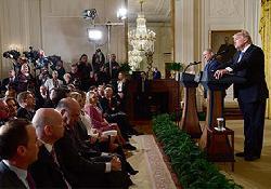 Premierminister Netanyahu in Washington