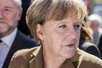 Merkel: Wir wollen die Lebensmittelabfälle bis 2030 halbieren