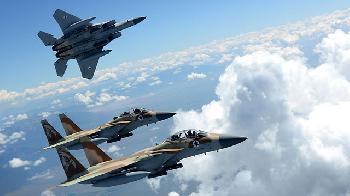 Israelischer Luftschlag gegen iranische Raketenfabrik in Syrien