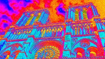 Notre Dame in Flammen - eine nationale Katastrophe für Frankreich