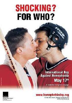 Kundgebung zum Internationalen Tag gegen Homophobie und Transphobie