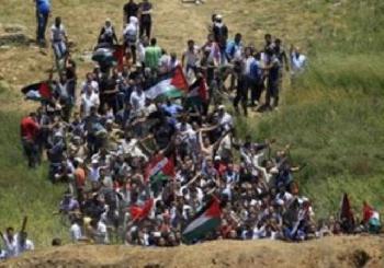 Natürlich ist die Stürmung der Grenze zu Israel ein Kriegsakt