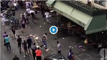 Frankreich gewinnt die WM - Und auf den Straßen des Landes brechen erneut die Randale aus