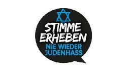 Gemeinsam die Stimme erheben - Nie wieder Judenhass!