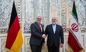 Deutschlands Pro-Iran-, Anti-Israel-Außenpolitik