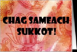 Sukkot, Fest der Freude und Besinnung