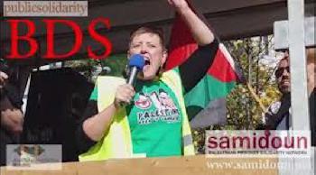 Redner auf #unteilbar-Demonstration fordert Vernichtung Israels